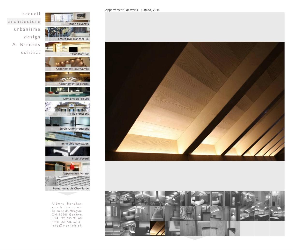 Markob_architecture